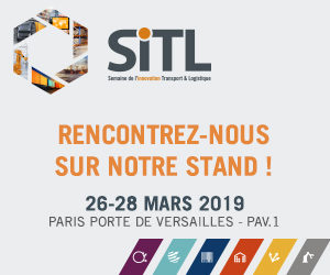 Transports Coué au salon SITL 2019 salon Transport et logistique