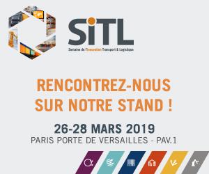 Transports Coué au salon SITL 2019 salon Transport et logistique